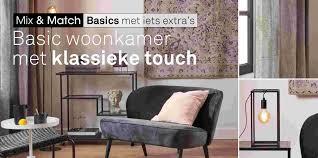 Shop Bij Karwei De Producten Uit Basic Woonkamer Met Klassieke Touch