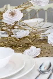 Wedding Paper Flower Centerpieces Paper Flower Centerpiece