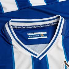 20-21 Top Quality Real Sociedad Jersey Home Football Shirt 2020 2021