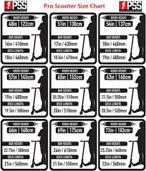 Razor Scooter Size Chart Razor Authentic A3 Kick Scooter