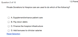 Hospice Chaplain Salaries Solved The Mode Median And Mean Of Hospice Stay Days In