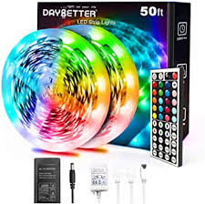 Daybetter 5050 RGB Infrared Remote Control Color ... - Amazon.com