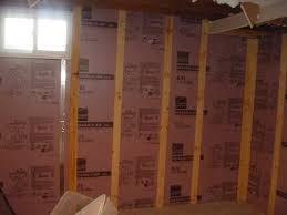 finish basement walls. image of: finishing basement walls with furring strips finish a