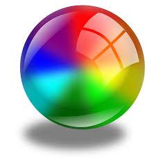 Kreis Kugel Windows Symbol Kostenlose Vektorgrafik Auf Pixabay