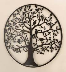bird tree wall art in metal birds and trees make this metal wall art bring the beauty of the outdoors in  on outdoor metal wall art birds with bird tree wall art in metal birds and trees make this metal wall