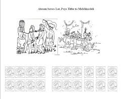 Each preschool coloring activity provides numerous types of coloring sheets that helps to identify. Bible Crafts For Kids Abram Saves Lot Abraham And Lot Bible Crafts For Kids Bible Crafts