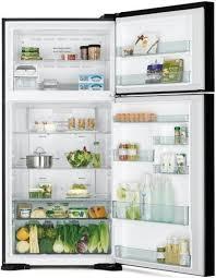 <b>Двухкамерный холодильник HITACHI R-VG</b> 662 PU7 GBK