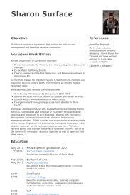 Msw Practicum Student, Case Manager Exemple de CV