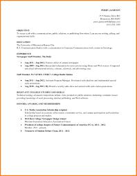 Job Resume Format For College Students Job Resume Examples For College Students Examples Of Resumes Resume 4