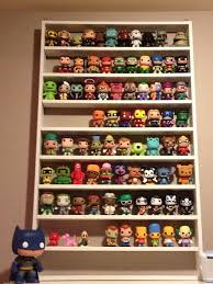 image result for pop collection display shelf