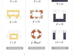 how to pick area rug size by how to pick area rug size
