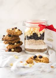 Cookie Mix In A Mason Jar Recipe Cookie Mix In A Jar White Chocolate Cranberry Cookies RecipeTin Eats 20