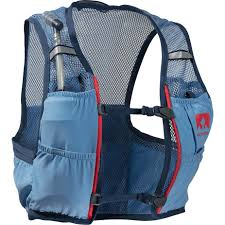 Nathan Sports Speedster 2l Womens Hydration Vest Silver Lake Blue