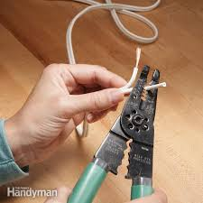 wiring a plug replacing a plug and rewiring electronics family how to wire a two prong plug at Proper Wiring Of A Plug