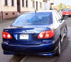 2007 Toyota Corolla S Sedan Needs a New Home - Military and ...