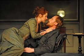 hilary scott writes review of hedda gabler royal derngate until saturday 29 2012