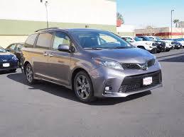 New 2018 Toyota Sienna For Sale | Lancaster CA | 5TDXZ3DC7JS914271