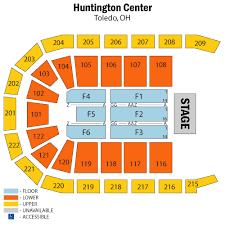 Huntington Center Seating Chart For Monster Jam Bill Gaither Toledo Tickets Bill Gaither Huntington Center
