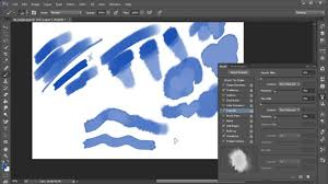 Photoshop Top Tip: Create Your Own <b>Watercolor Brush</b> - YouTube