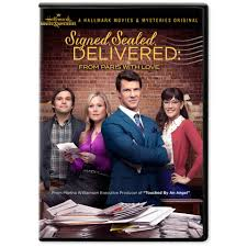 Signed, Sealed, Delivered: From Paris With Love DVD - Hallmark Channel -  Hallmark
