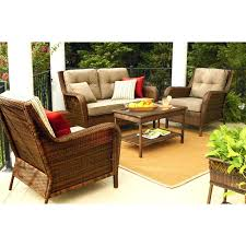deep seating replacement cushion set patio furniture cushions home depot sears c