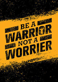 Fitness Motivation Quotes Amazing Be A Warrior Not A Worrier Gym And Fitness Motivation Quote