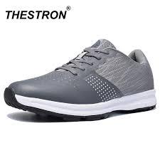 <b>Thestron Men</b> Golf <b>Shoes</b> Comfortable Breathable <b>Men's</b> Waterproof ...