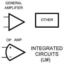 electrical schematic symbols s and identifications electrical wiring schematic diagram symbols integrated circuits