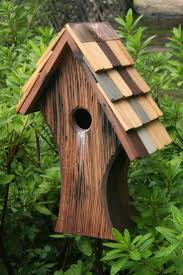 Rustic Birdhouses 122 Best Bird Houses Images On Pinterest