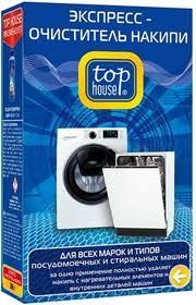 Экспресс-<b>очиститель накипи TOP</b> HOUSE для всех типов ...