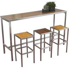 large size of decorating tall metal bistro table tall table outdoor outdoor furniture bar table and