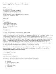 Web Programmer Cover Letter Developer Cover Letter Resume Skills