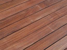 specie used for indoor as well as outdoor installation this south american wood is naturally resistant to water and also to pests such as termites