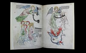 Biblia Pauperum Paupers Bible With Apocalypse The Art Of The