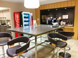 office pantry. Pantry / Lounge Area - 21st Century Fox New York, NY Office N
