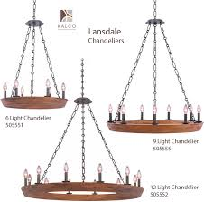 kalco lansdale chandeliers