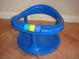 image of bathtub ring seat baby
