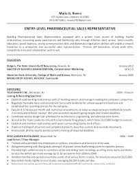 Resume Examples Sales Representative Unforgettable Outside Sales ...