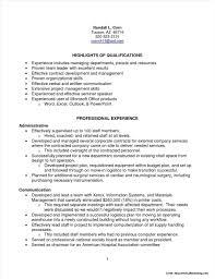 Sample Resume For Sterile Processing Technician Resume Resume