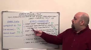 m2010 701 ibm maximo exam enterprise et management test v4 questions you