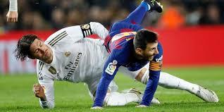 barcelona vs real madrid alineaciones