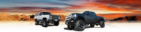 Chevy Lift Kits | Tuff Country Suspension