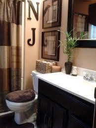 Brown bath ideas