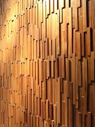 wall decoration wooden panel wall deco