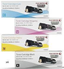 SET Xerox Genuine <b>CT201632 CT201633 CT201634 CT201635</b> ...