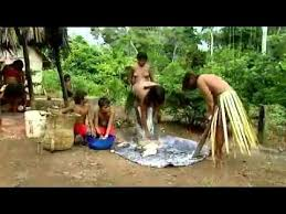 Amazon Tribes Cooking Eating Youtube