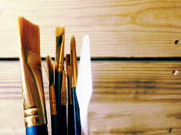 Acrylic Paint Brush Size Chart Acrylic Paint Brushes 101 Understanding Brush Types And