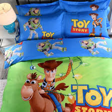 toy story quilt cover fitted sheet set 100 cotton single double queen king size