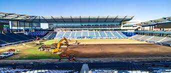 Sporting Kc Seating Chart Sporting Kc Installing Electric Field Heating System First