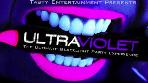 ultraviolet blacklight party aug 23 newbys presented by tasty enternment you